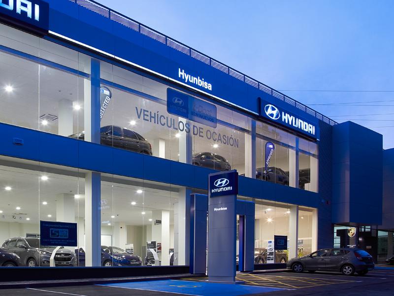 Nuevas instalaciones Hyundai en Galdakao
