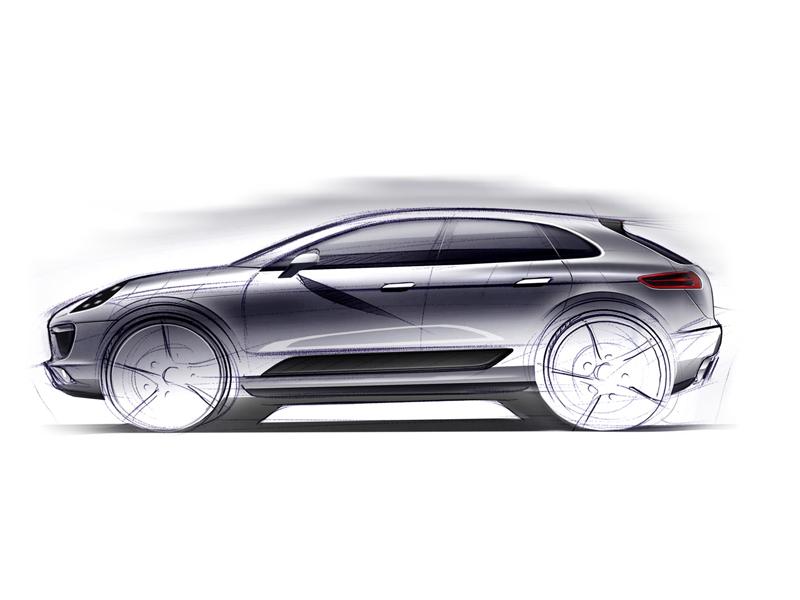 El nuevo SUV de Porsche se llamará Macan