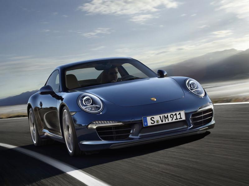 Porsche 911 más de cincuenta años de historia