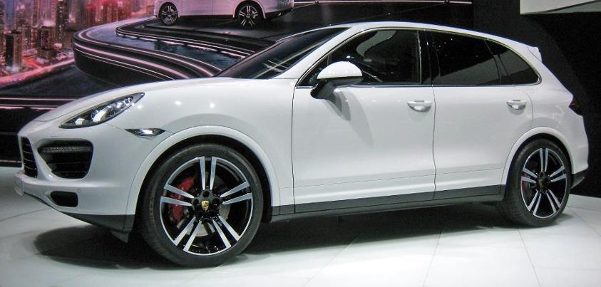 Salón del automovil de Detroit 2013