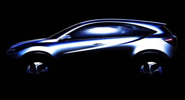 Nuevo Honda Urban SUV Concept