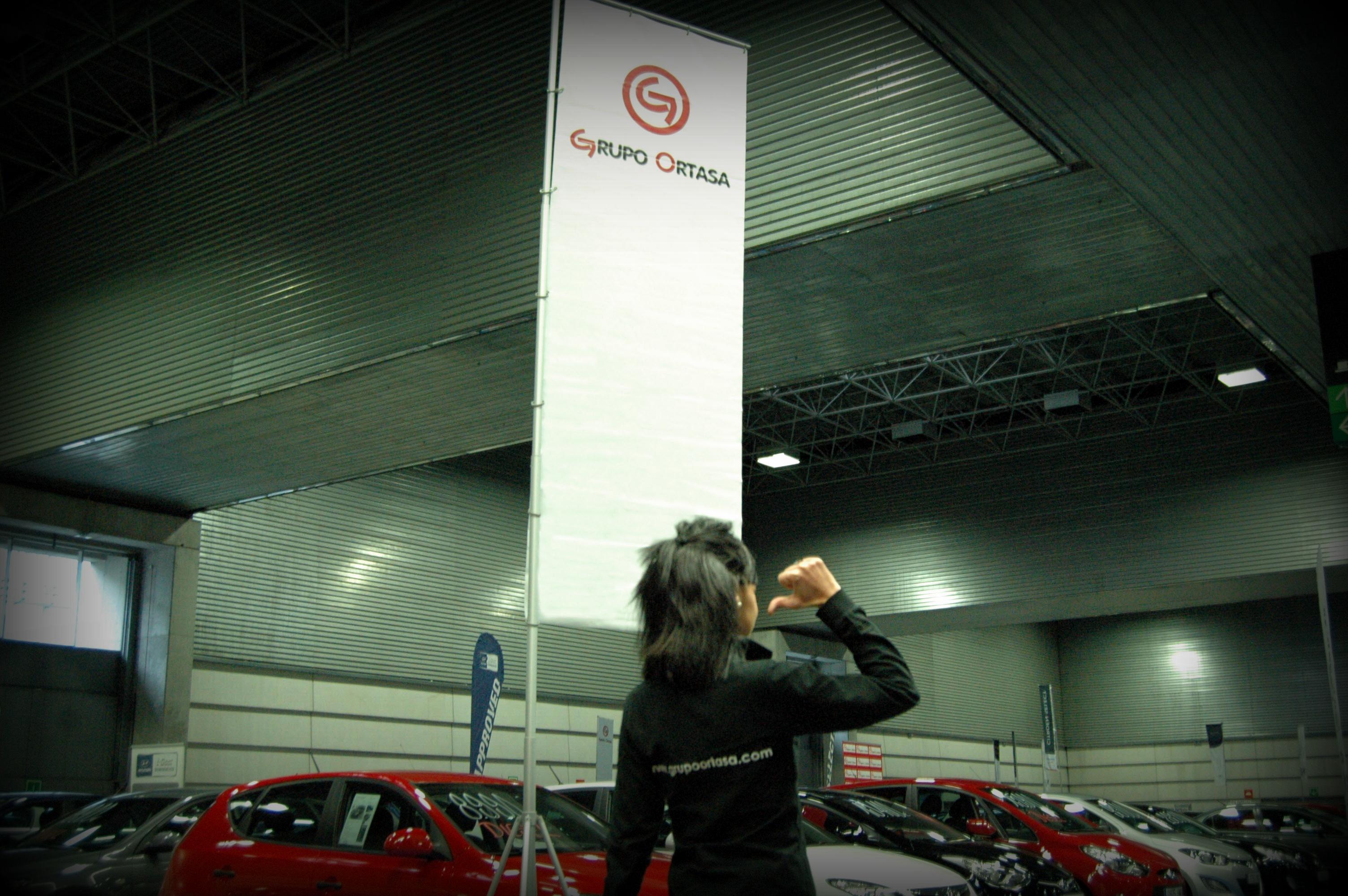 Grupo Ortasa triunfa en la III edición de la Feria de Vehículos de Ocasión