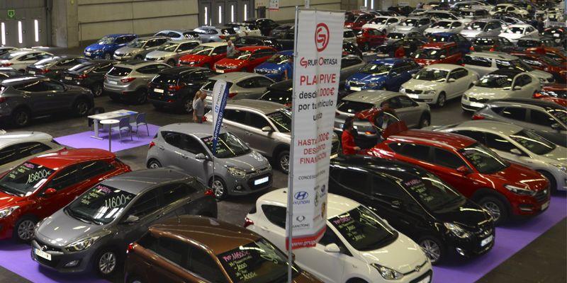 Feria vehículos de ocasión 2017