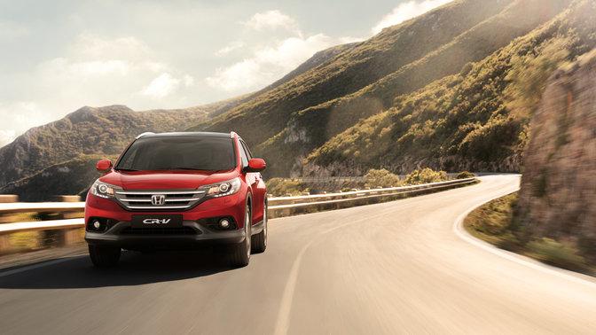 Nuevo Honda CR-V. Haciendo posible lo imposible