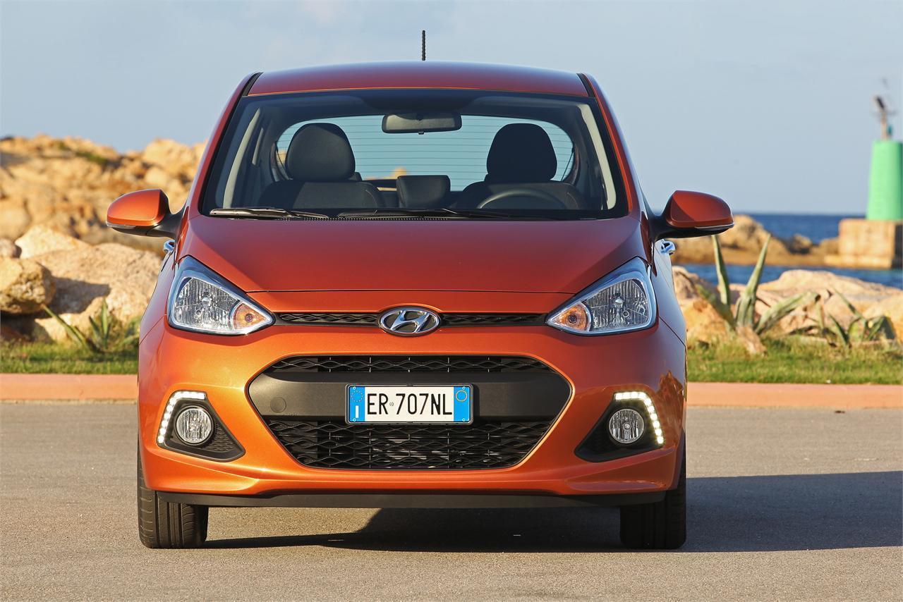 Nuevo Hyundai i10: El utilitario al gusto europeo