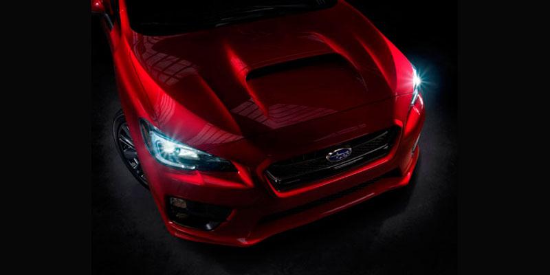 Subaru presentará el nuevo WRX en el Salón de Los Ángeles