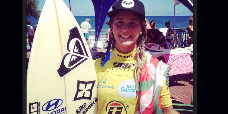 El equipo de surf de Hyunbisa triunfa en Canarias gracias a Leticia Canales
