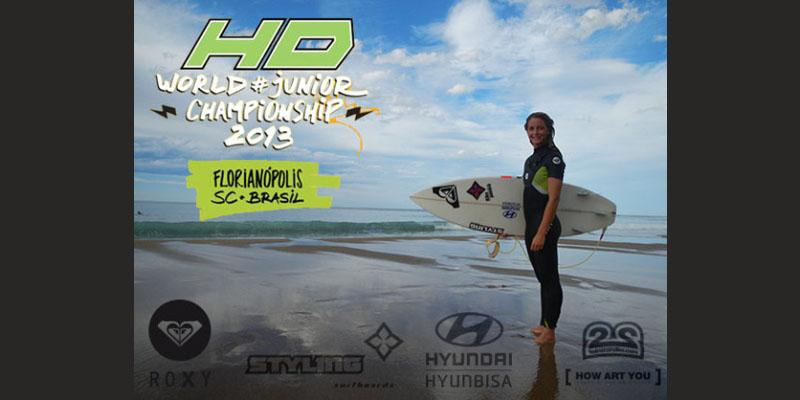 El equipo de surf Hyunbisa llega al World Junior Championship de Florianopolis
