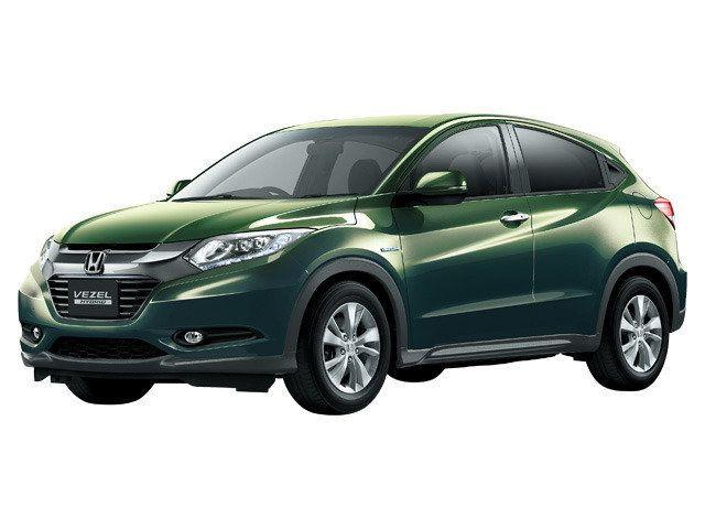 Honda presenta la versión de producción del nuevo Urban Suv