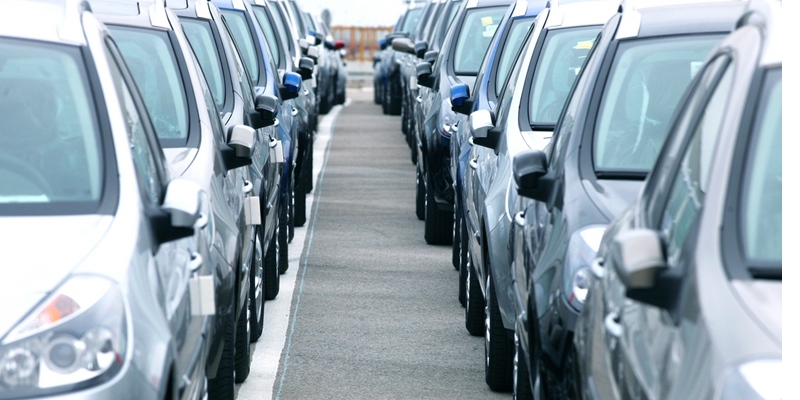 Las ventas de vehículos superan las 722.000 unidades en 2013