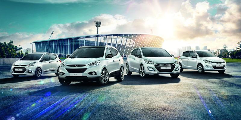 Edición Especial Hyundai Go! Brazil