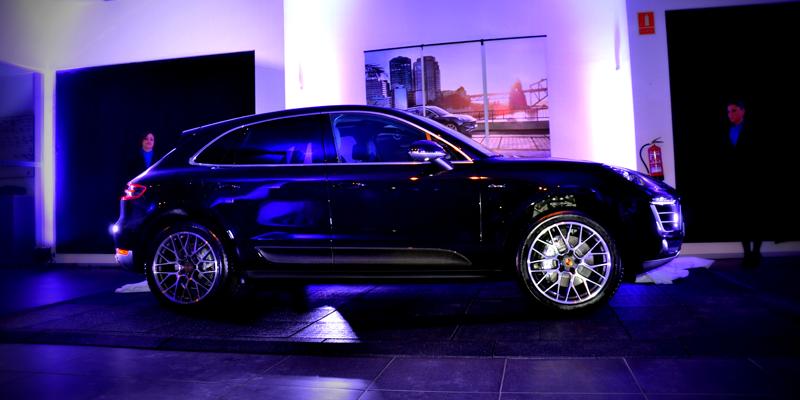 Nuevo Macan: Presentación Centro Porsche Bilbao