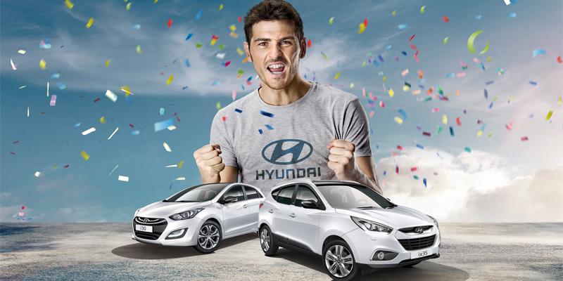Hyundai: Si tu selección marca, tú ganas