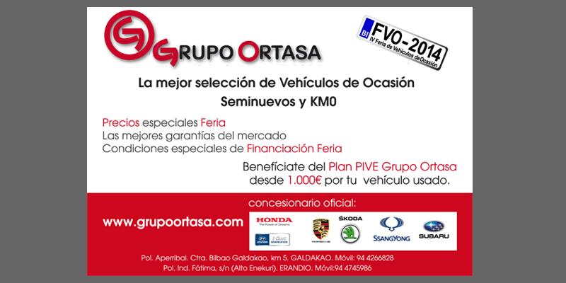 Feria Vehículo de Ocasión 2014 BEC Barakaldo