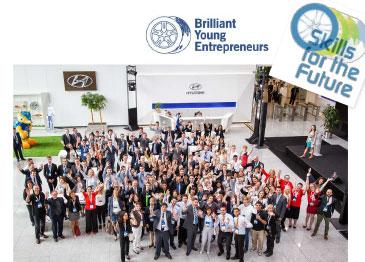Hyundai apoya a los jóvenes emprendedores