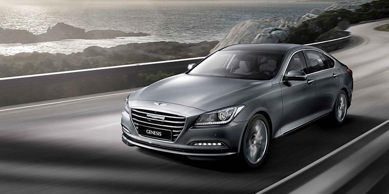 Hyundai presenta el nuevo Genesis