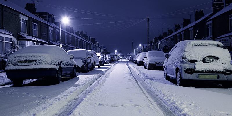 Consejos para elegir cadenas para la nieve para tu coche
