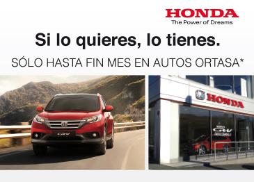 Ocasión de vehículos Honda