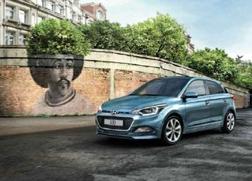 El nuevo Hyundai i20 abre tus ojos a la inspiración
