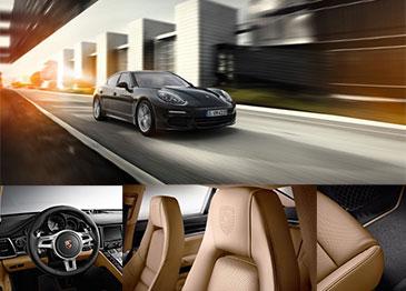 Nuevo Porsche Panamera serie Edition