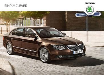 Nuevo Škoda Superb gran confort y espacio.