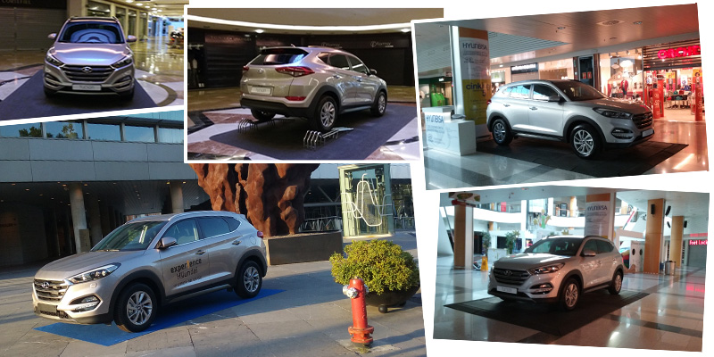 Nuevo Hyundai Tucson ya disponible en nuestros centros de Hyunbisa