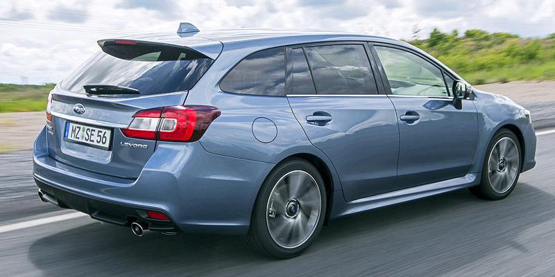 Subaru: Lanzamiento nuevo Subaru Levorg en noviembre
