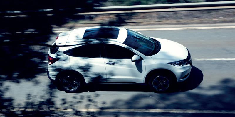 Honda HR-V el crossover compacto y urbano