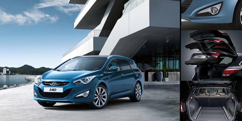 Oferta excepcional Hyundai i40 CW diésel Km 0