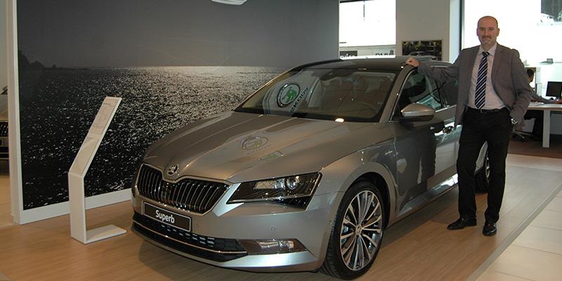 Ortasa Motor abre nuevo concesionario Škoda en Barakaldo (Actualizado)