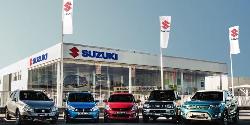 Toda la Gama coches Suzuki