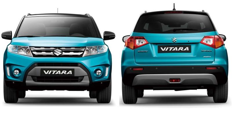 Suzuki Vitara, un pequeño gran SUV