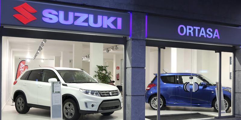 Nuevo concesionaro oficial Suzuki en Vizcaya en el Alto de Enekuri