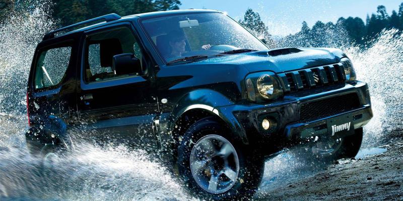 Suzuki Jimny: Un todoterreno puro y duro