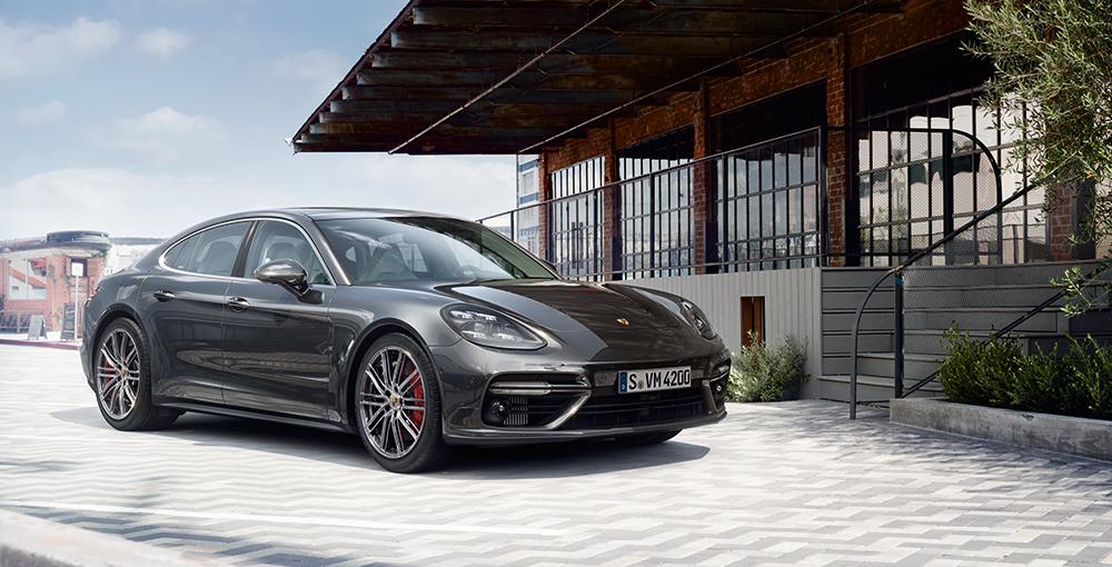 Porsche Panamera: La berlina más rápida del mundo