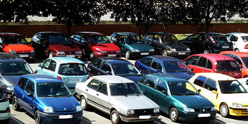 Parque automovilístico Viejo