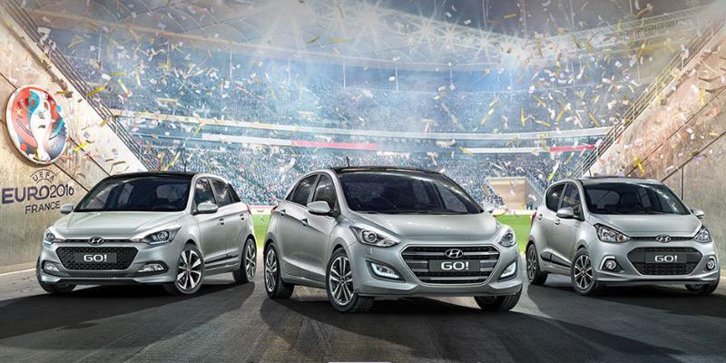 Todo sobre la serie Go! de Hyundai