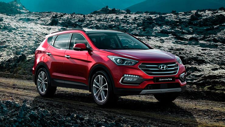 Oferta Hyundai Santa Fé