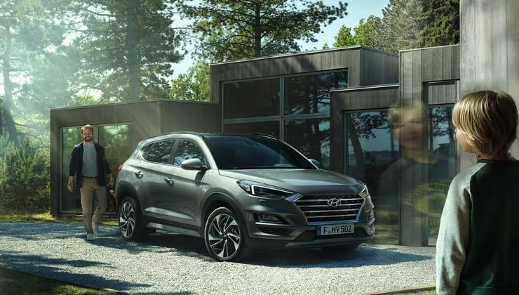 Oferta de lanzamiento para comprar el Nuevo Hyundai Tucson 2019