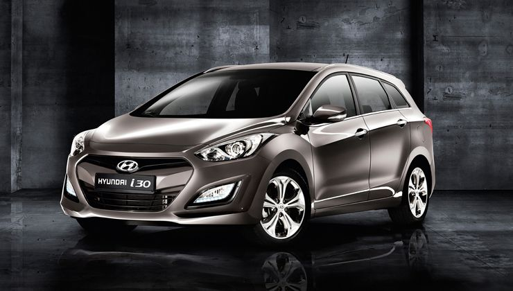 Hyundai i30 familiar