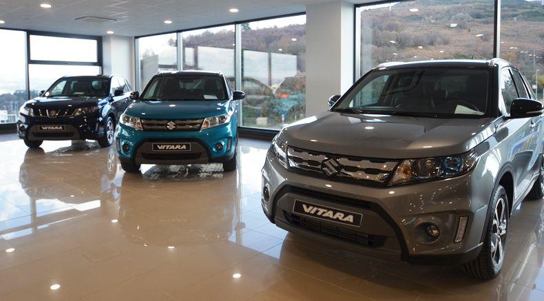 Concesionario Suzuki Bizkaia interior