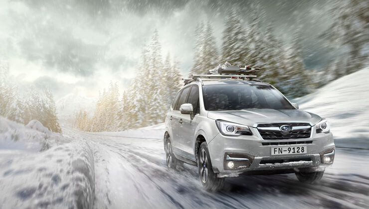 Subaru Forester Ortasa