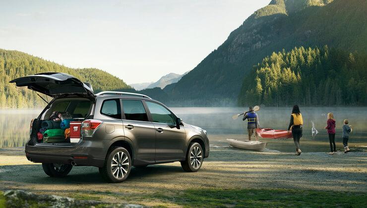 Subaru cierra el mejor semestre de su historia