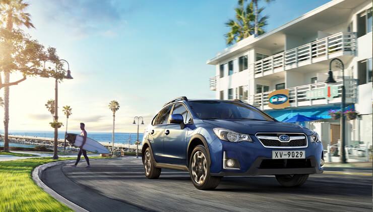 Subaru XV precio