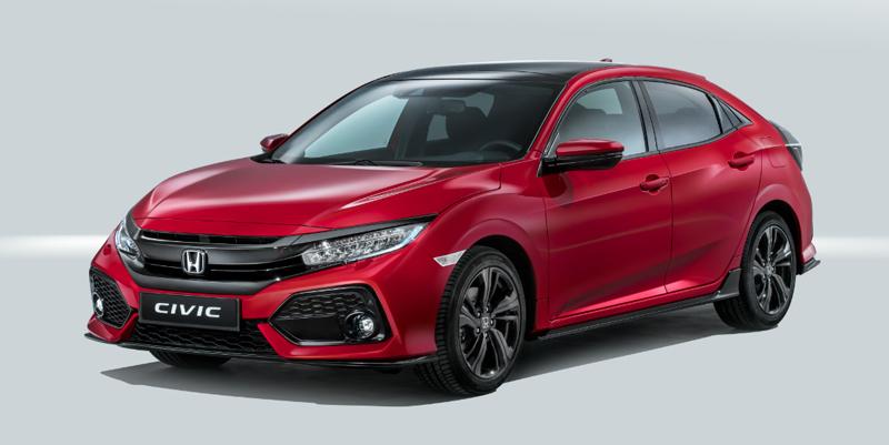 Nuevo Honda Civic 2017