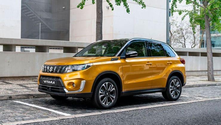 Nuevo Suzuki Vitara 2019 mejor precio Vizcaya