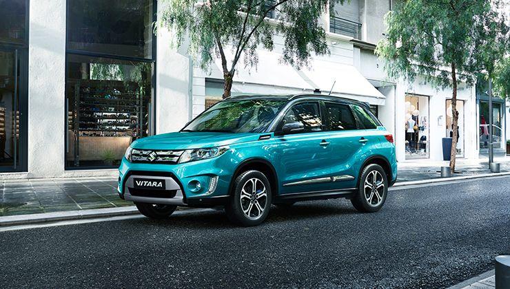 Suzuki Vitara nuevo
