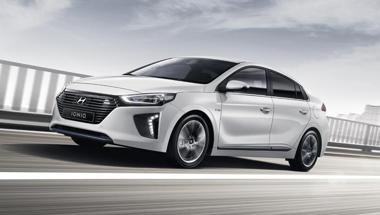 Hyundai Ioniq: uno de los mejores híbridos del momento