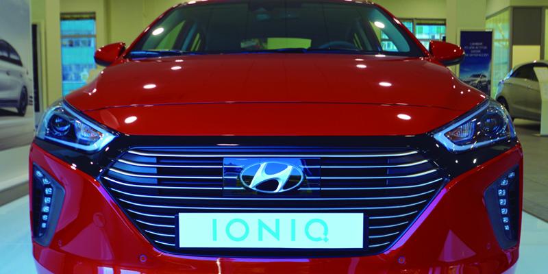 Hyundai Ioniq el mejor coche híbrido