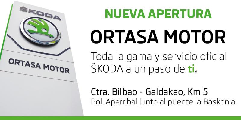 Grupo Ortasa apertura Galdakao Skoda